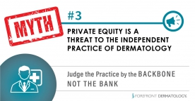 PRIVATE EQUITY DERMATOLOGY